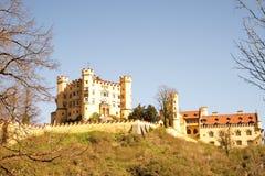 Castle. Beautiful architecture style of castle Stock Photo