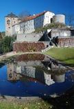 Castle Becov, Czech republic Stock Photography