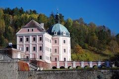 Castle Becov, Czech republic Stock Photos