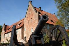 Castle Bederkesa Στοκ Εικόνες