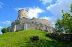 Castle Bedzin Stock Photo