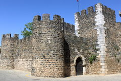 Castle of Beja Stock Images