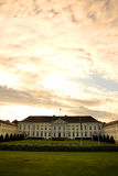Castle Bellevue in Berlin Royalty Free Stock Photo