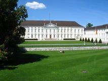 Castle Bellevue in Berlin. Germany Stock Photo