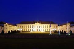 Castle bellevue in berlin Royalty Free Stock Image