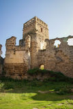 Castle at Belvis de Monroi, Estremadura, Spain Royalty Free Stock Photos