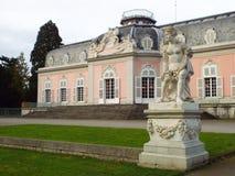 Castle Benrath (Back, Park,) Stock Photo