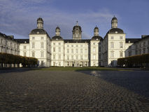 Castle Bensberg, Germany. Luxury hotel Bensberg in Germany stock photo
