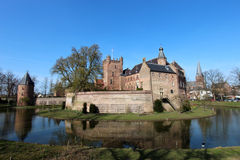 Castle Bergh Royalty Free Stock Photos
