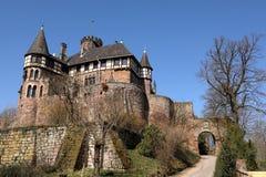 Castle Berlepsch at Witzenhausen in northern Hesse Germany. The Castle Berlepsch at Witzenhausen in northern Hesse Germany Stock Image