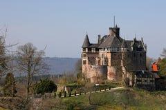 Castle Berlepsch at Witzenhausen in northern Hesse Germany. The Castle Berlepsch at Witzenhausen in northern Hesse Germany Royalty Free Stock Photos