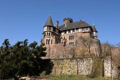 Castle Berlepsch at Witzenhausen in northern Hesse Germany. The Castle Berlepsch at Witzenhausen in northern Hesse Germany Royalty Free Stock Photography