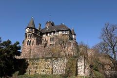 Castle Berlepsch at Witzenhausen in northern Hesse Germany. The Castle Berlepsch at Witzenhausen in northern Hesse Germany Royalty Free Stock Image