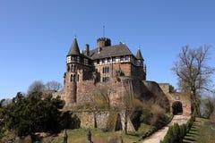 Castle Berlepsch at Witzenhausen in northern Hesse Germany. The Castle Berlepsch at Witzenhausen in northern Hesse Germany Royalty Free Stock Photo