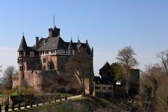 Castle Berlepsch at Witzenhausen in northern Hesse Germany. The Castle Berlepsch at Witzenhausen in northern Hesse Germany Stock Photos