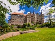 Castle Bertholdsburg Stock Photo