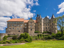 Castle Bertholdsburg Royalty Free Stock Image
