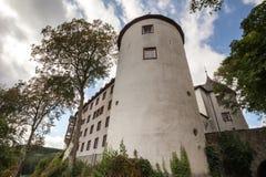 Castle bilstein hessen germany Royalty Free Stock Images