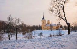 Castle BIP Mariental Pavlovsk Στοκ Εικόνες