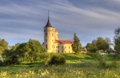 Castle Bip Pavlovsk Πετρούπολη Άγιος Ρωσία Στοκ εικόνες με δικαίωμα ελεύθερης χρήσης