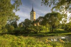 Castle Bip. Pavlovsk. Saint Petersburg. Russia. Stock Photo