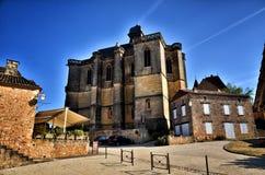 Castle of Biron, Dordogne, France Royalty Free Stock Image