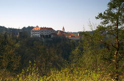 Castle Bitov, Czech Republic, Europe Stock Photo