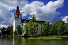 Castle Blatna. Old castle Blatna in Czech Republic Stock Photography