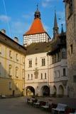Castle Blatna Royalty Free Stock Images