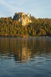 Castle of Bled Royalty Free Stock Photo