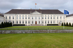 Castle Bleue Βερολίνο Στοκ φωτογραφίες με δικαίωμα ελεύθερης χρήσης