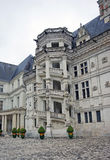 Castle of Blois Royalty Free Stock Photos