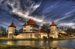 Castle blutenburg Royalty Free Stock Photos