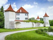 Castle Blutenburg Bavaria Germany Stock Photo