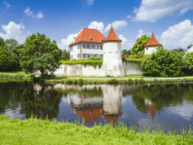 Castle Blutenburg Bavaria Germany Stock Photography