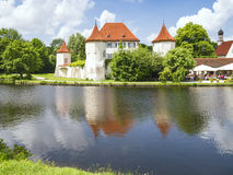 Castle Blutenburg Bavaria Germany Royalty Free Stock Photos