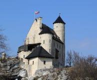 Castle Bobolice. Stock Image