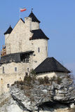 Castle Bobolice. Stock Photos