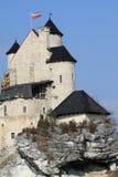 Castle Bobolice. Stock Photos