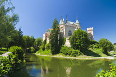 Castle Bojnice - Slovakia Royalty Free Stock Photography