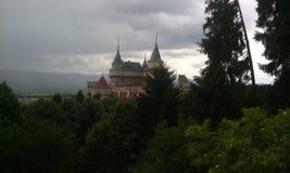 Castle Bojnice. Royalty Free Stock Photography