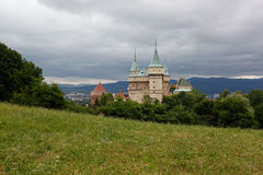 Castle Bojnice, Slovakia Stock Image