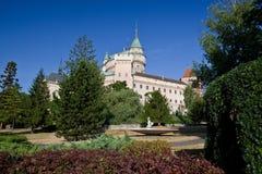 Castle Bojnice, Slovakia Stock Photos