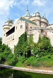 Castle Bojnice, Slovakia, Europe Royalty Free Stock Image