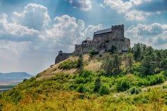 Castle Boldogko στην Ουγγαρία στην Ευρώπη στοκ φωτογραφία με δικαίωμα ελεύθερης χρήσης
