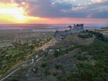 Castle of Boldogko in Hungary in Europe. Castle of Boldogko in Hungary, Europe royalty free stock photo