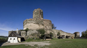 Castle Bolkow Royalty Free Stock Images