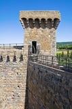 Castle of Bolsena. Lazio. Italy. Royalty Free Stock Image