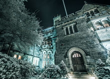 The Castle at Boston University Royalty Free Stock Images