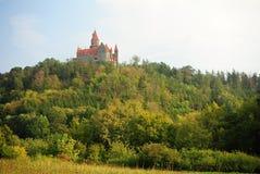 Castle Bouzov Royalty Free Stock Image